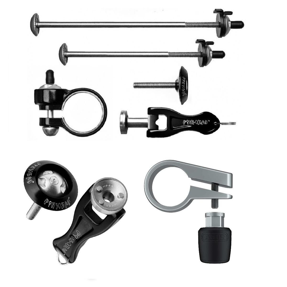 Wheel locks/Seat locks