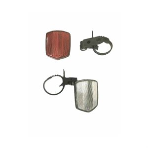 BABAC FRONT AND REAR REFLECTOR KIT