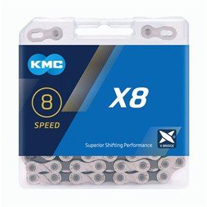 CHAINE 8V KMC X8