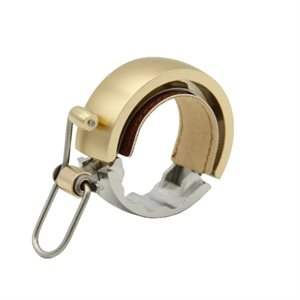 KNOG OI LUXE BRASS LARGE BELL